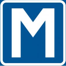 E18 - Mötesplats - enkelsidig