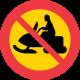 C13 Förbud mot trafik med terrängmotorfordon och terrängsläp