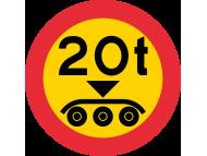 Nytt vägmärke