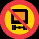 C9 Förbud mot trafik med fordon lastat med farligt gods