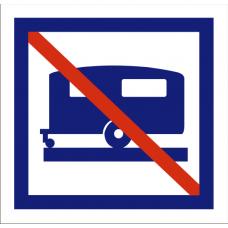 Förbud mot husvagnar