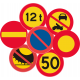 Förbudsmärken (49)