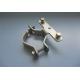 Enkelklammer 48/60 mm för kantvikt skylt