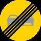 C28 - Plast - Slut på förbud mot omkörning