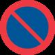 C35 - Plast - Förbud mot att parkera fordon