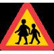 A15 Varning för barn