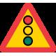 A22 - Plast - Trafiksignal