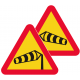 A24 Varning för sidvind