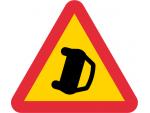Nytt varningsmärke